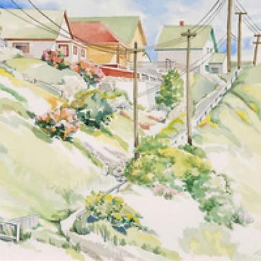 Alberta (Mining Town)