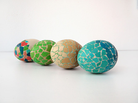 Easter Eggs - 'At Home Art 17'