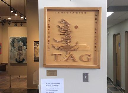 2020 OSA Juried Art Exhibition; Northern Hub