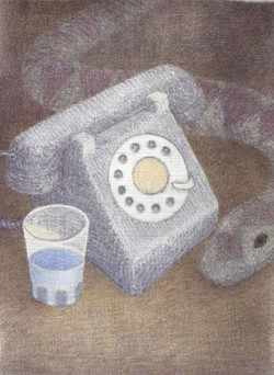 Doug Donley, Snake and Waterglass 5