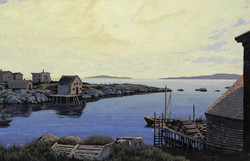 George Cassidy, Peggy's Cove