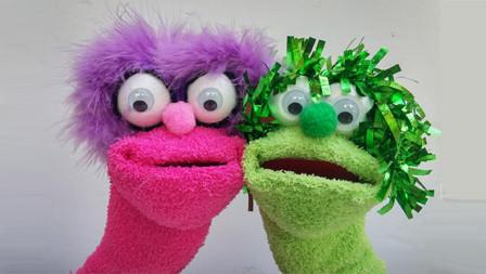 DIY Puppets - At Home Art 7