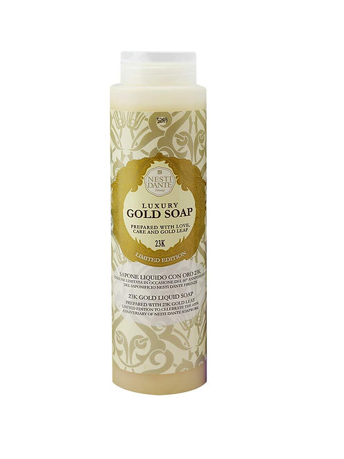 LIQUID 23kt. Gold Face & Body Wash