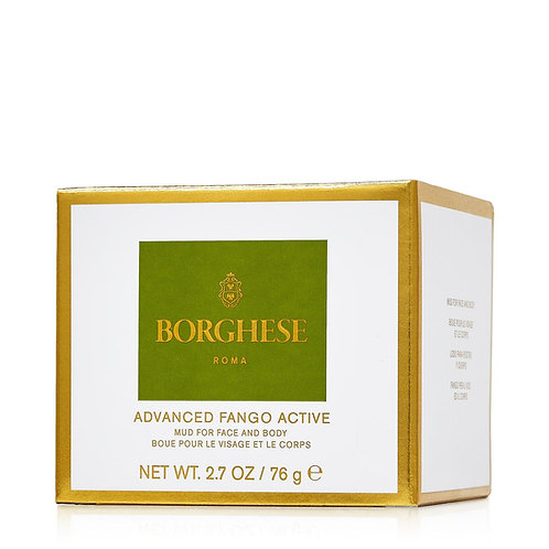 Borghese Advanced Active Mud = Fango in Italian!