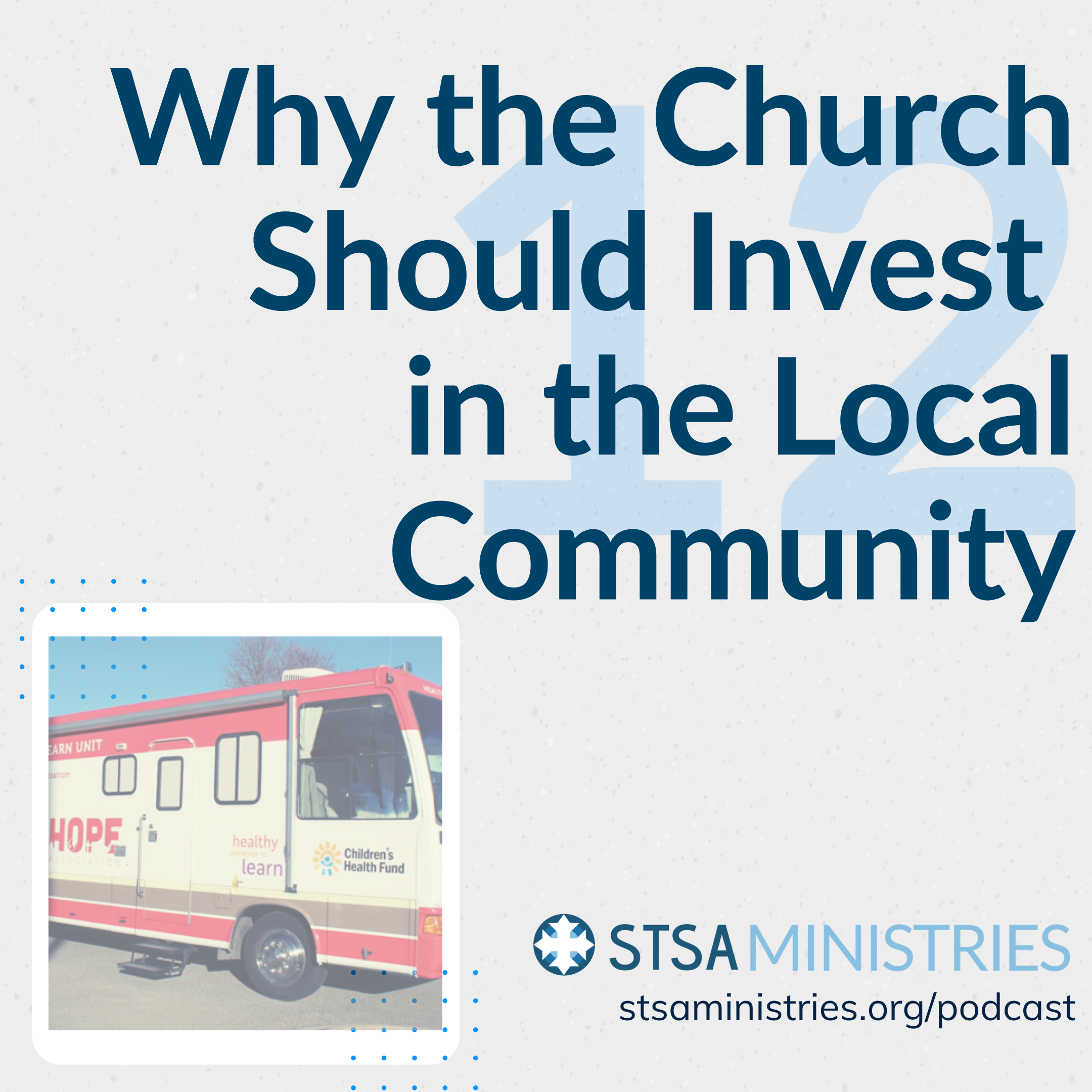 Why the Church Should Invest in the...