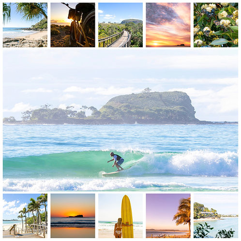 2021 Salt Images    Sunshine Coast Calender
