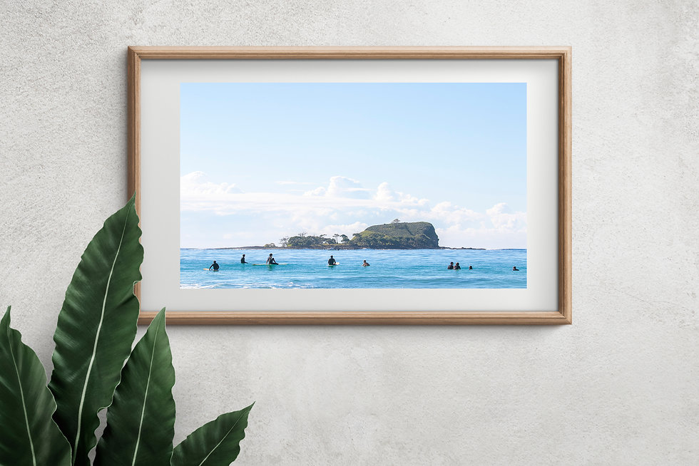 old woman island surfers framed.jpg