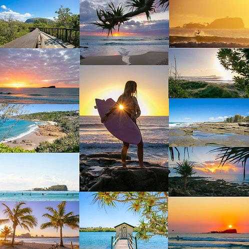 2021 Sunshine Coast CALENDER