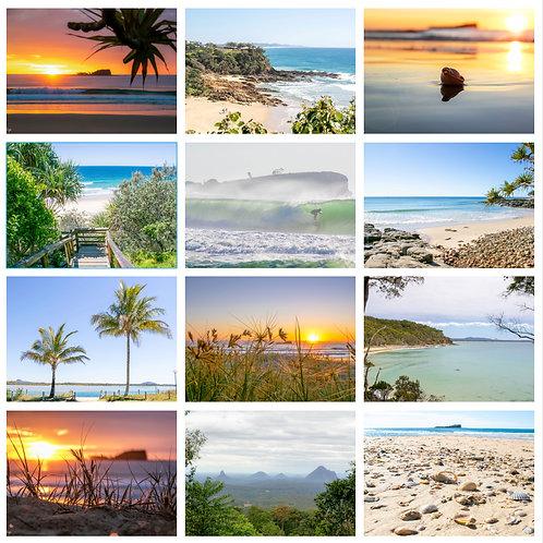 2022 Sunshine Coast Calendar