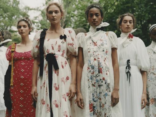 London Fashion Week Spring 2022 Schedule
