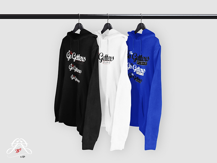 #TheGetters - Hoodies (Yellow / Blue / White / Black / Red)