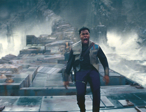 "John Boyega: ""Non White Actors Are Pushed Aside By Disney"""
