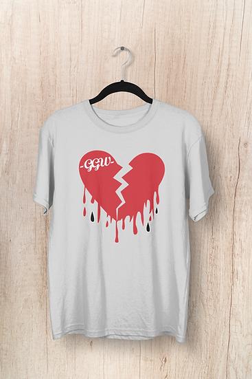 एच £ ARTBROK £ - ग्रे टी शर्ट