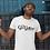 White Go Getters Designer T Shirt - GGW Clothing (Go Getter World)
