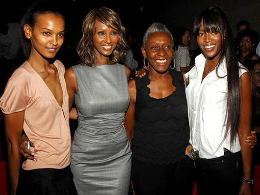 """A Time That We Should Never Be Quiet!"" - Bethann Hardison, Naomi Campbell & Iman on Diversity"