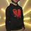Thumbnail: H//B - Pull à capuche noir