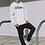 Thumbnail: #TheGetters - Sweatshirts (Black / White)