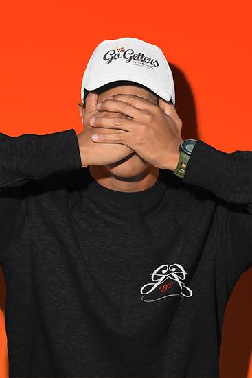 GGW Initial - Sweatshirts (Blanc / Noir)