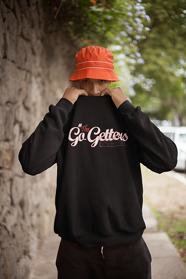 #TheGetters - Sweatshirts (Black / White)