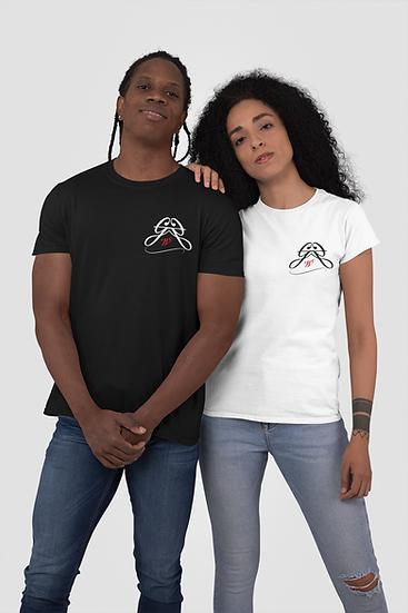 GGW Initial T-Shirts (Noir / Blanc / Gris)