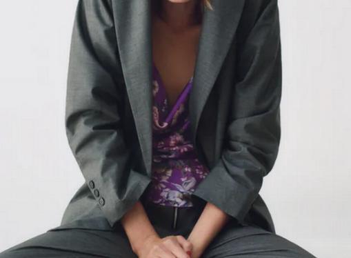 "Shoppers Make Fun Of Model ""Walking Home In The Rain"" On Zara Website"