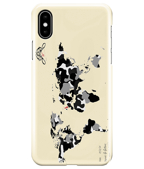RXMBO WXRLD 2 (Black/White) - Phone Case (Apple/Samsung)