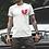 Thumbnail: H £ ARTBROK £ - व्हाइट टी शर्ट