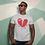 Thumbnail: एच £ ARTBROK £ - ग्रे टी शर्ट