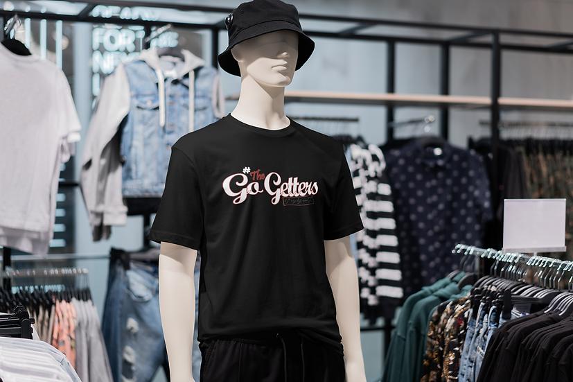 #TheGetters T-shirts (wit / grijs / zwart / blauw)