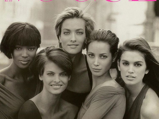 Cindy Crawford's Throwback Supermodel Snaps!