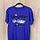 Blue Go Getters Designer T Shirt - GGW Clothing (Go Getter World)