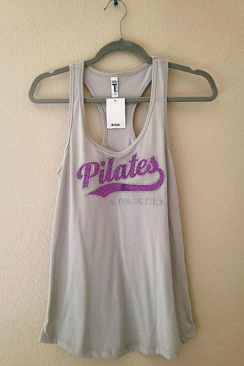 Grey Pilates Shirt