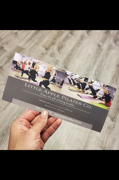 Copy of Gift Card for Private Session