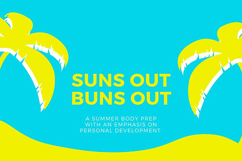 Suns Out Buns Out MAT EDITION