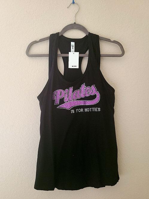 Black Pilates Shirt