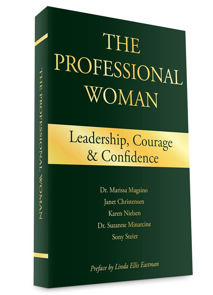 LEADERSHIP, COURAGE & CONFIDENCE COVER