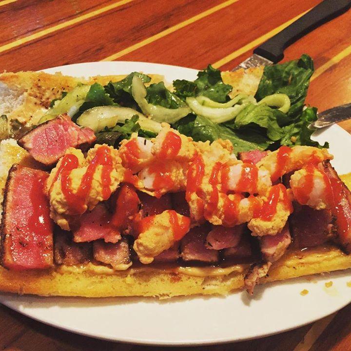 Sushi Poboy