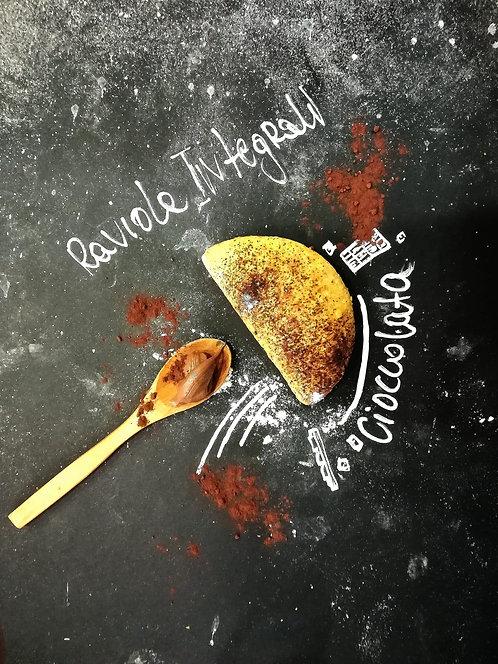 Raviole Integrali Cioccolata