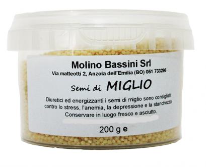 semi di MIGLIO 200Gr