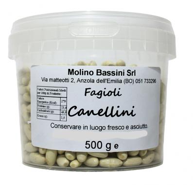 fagioli CANELLINI 500gr