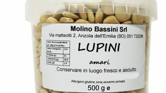 LUPINI 500gr