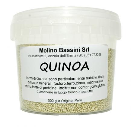 semi di QUINOA 500Gr.