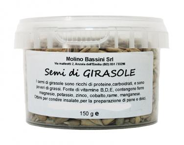 semi di GIRASOLE 150Gr.