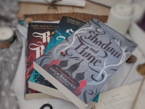 Series Review: Shadow and Bone Trilogy