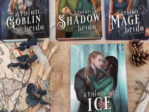 Book Tour Stop: Stolen Brides of The Fae