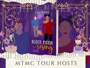 Book Tour Stop: Black Moon Rising by Mila Nicks