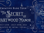 Book Tour Stop: The Secret of Dartwood Manor By N.A. Triptow