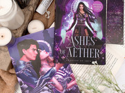 Book Review: Ashes of Aether by Holly Rose