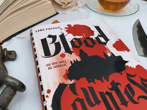 Book Review: Blood Countess