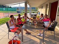 Team vom 12.09.2020 - Marlyse, Manuela,